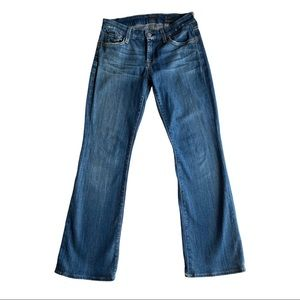 7 For All Mankind Lexie Kimmie Bootcut